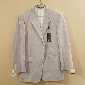 Seersucker Jacket (Stafford)